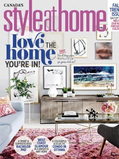 Style At Home - October 2017