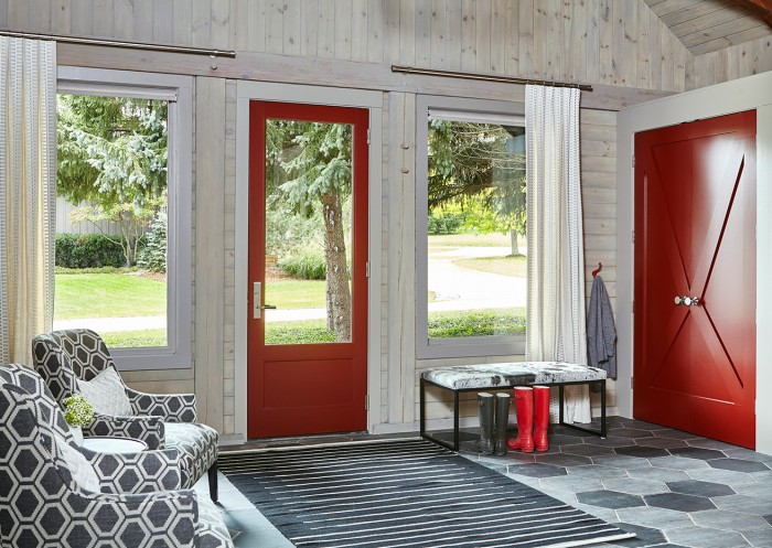 Durable and Stylish Mudrooms + Entryways