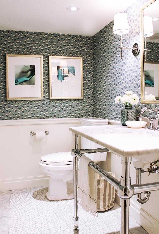 Basement Bathroom Bliss