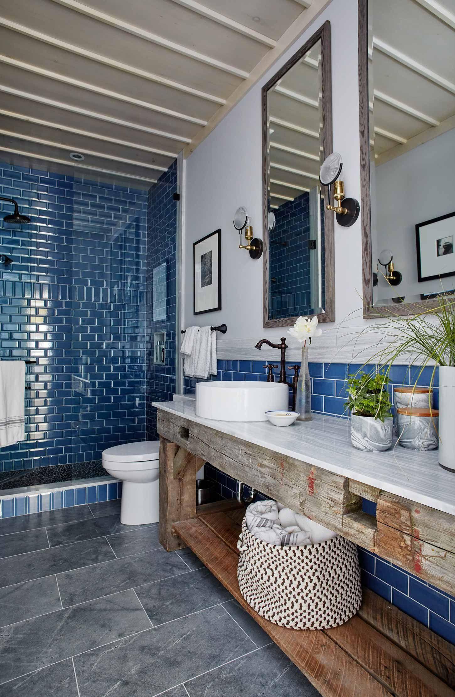 Sarah Richardson Off The Grid sarah off the grid: guest bathroom
