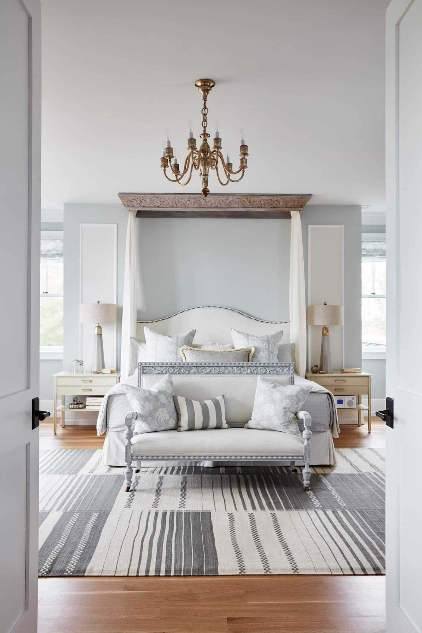 Shop the Room! Sarah Richardson Master Bedroom - Hello Lovely