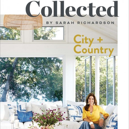 Collected by Sarah Richardson - City + Country: Volume 1