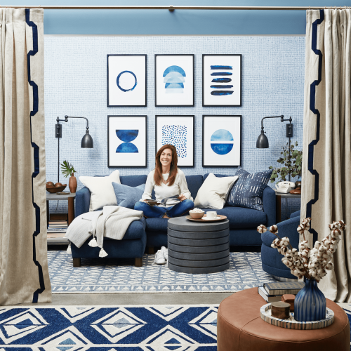 Sarah Richardson for Palliser - Boulevard Collection